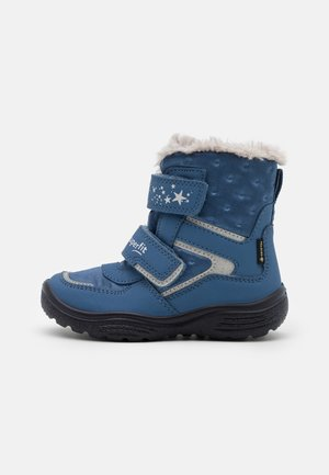 CRYSTAL - Bottes de neige - blau