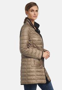 Basler - Winter coat - beige - 2
