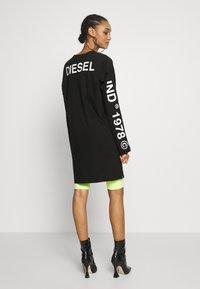Diesel - T-ROSY - Topper langermet - black - 2