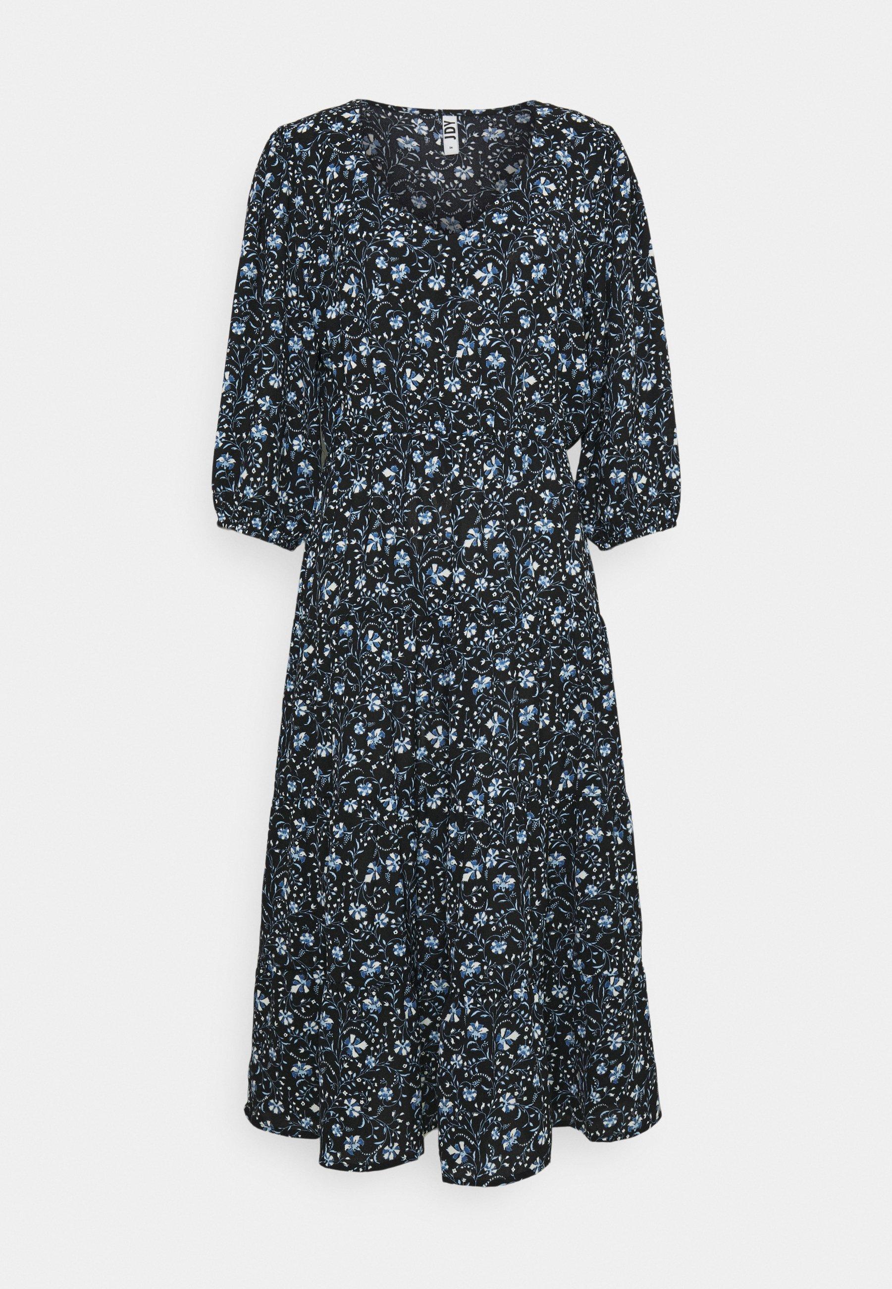 Women JDYVICKY ABOVE CALF DRESS - Day dress