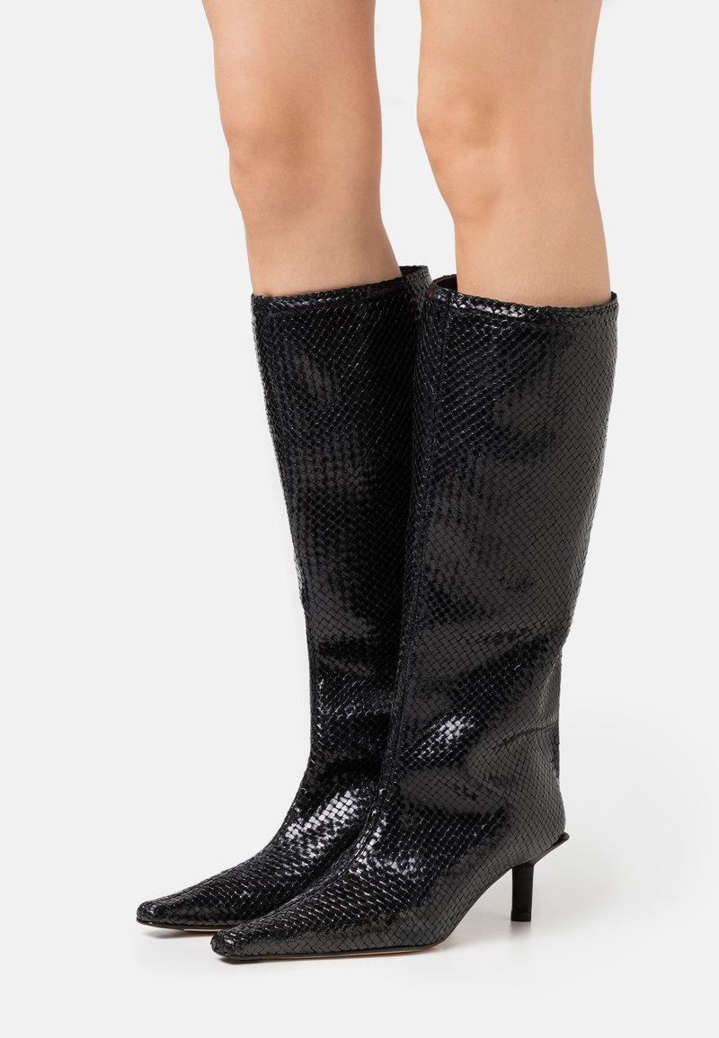 MIISTA - SANDY - Boots - black