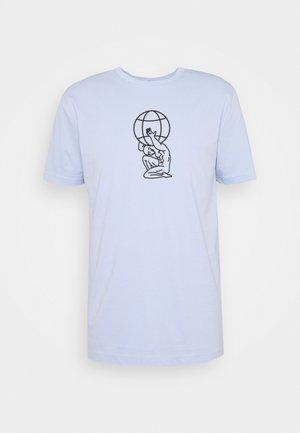 T-shirts print - kentucky blue