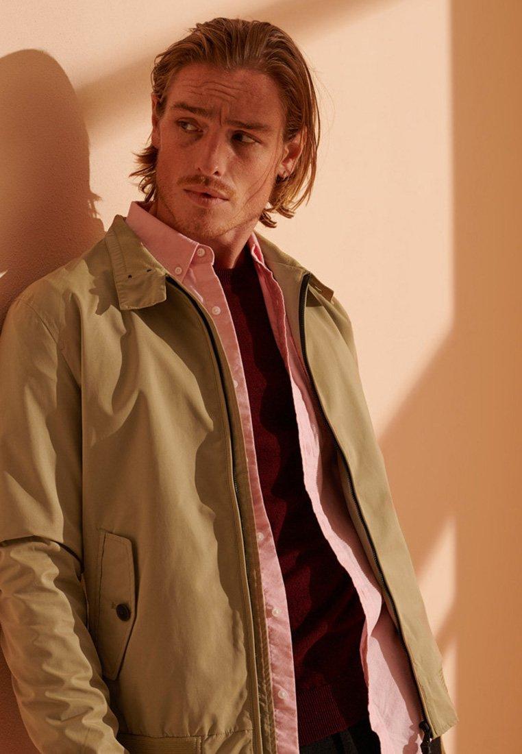Superdry - HARRINGTON - Summer jacket - tan