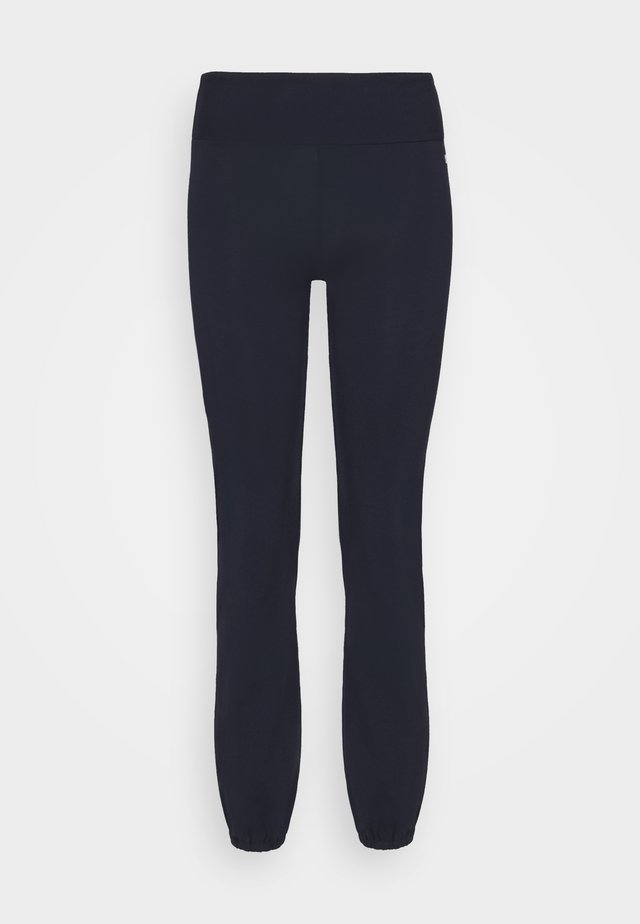 JOGGER PANTS - Trainingsbroek - night blue
