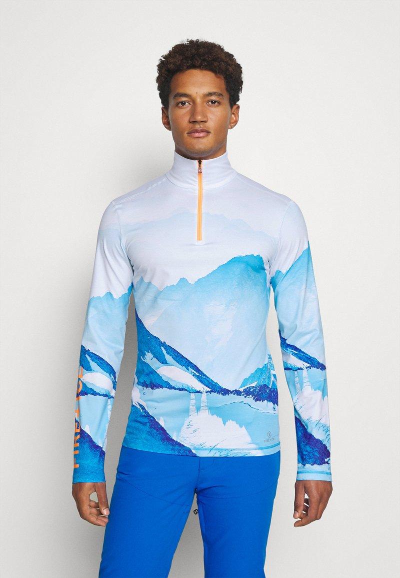 Bogner Fire + Ice - PASCAL - T-shirt à manches longues - blue
