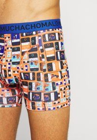 MUCHACHOMALO - SOCIAL 3 PACK - Pants - blue/red - 5