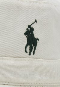 Polo Ralph Lauren - BUCKET HAT UNISEX - Cappello - chic cream - 3