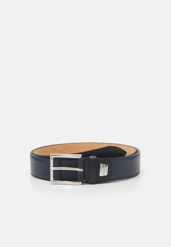 Belt business - dark blue