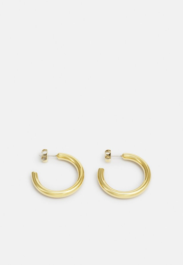CIRKULA EARRING - Øredobber - gold-coloured