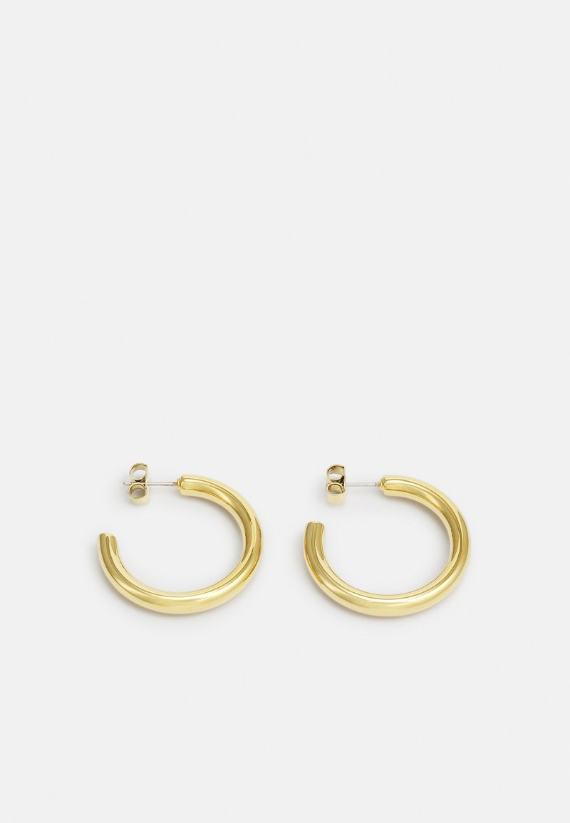 Dyrberg/Kern - CIRKULA EARRING - Earrings - gold-coloured