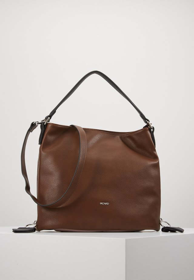 SENSES - Handbag - whisky