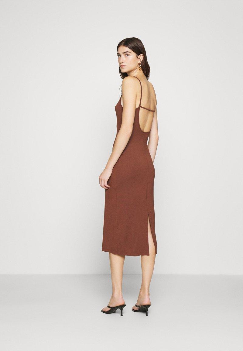 Zign - Jersey dress - fudgesickle