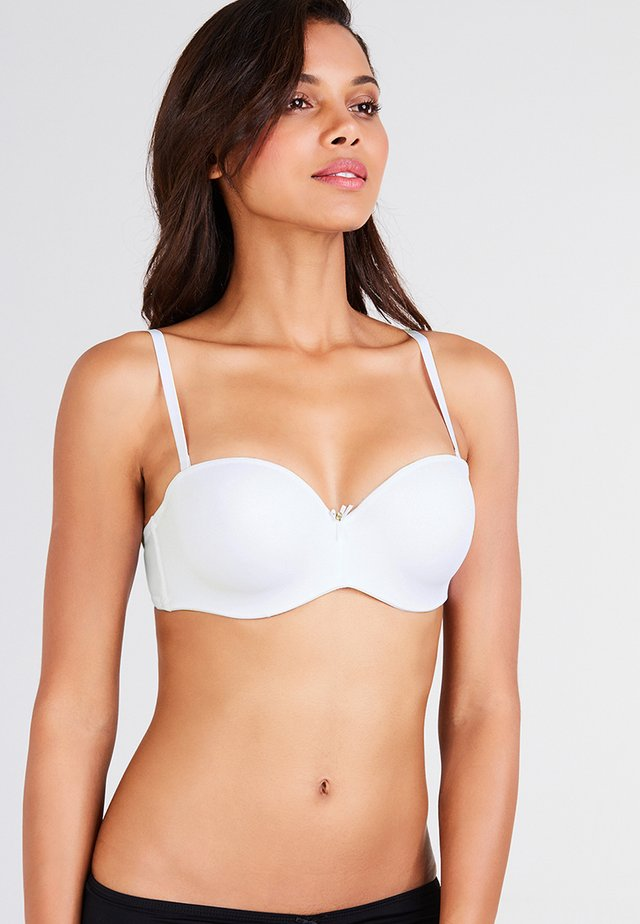 MULTIWAY - Multiway / Strapless bra - white