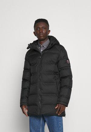 BANU - Zimní kabát - black