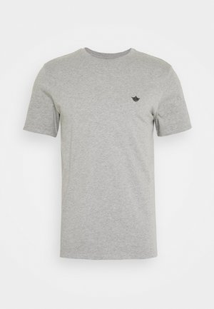 PACIFIC CREW TEE - Basic T-shirt - heather grey