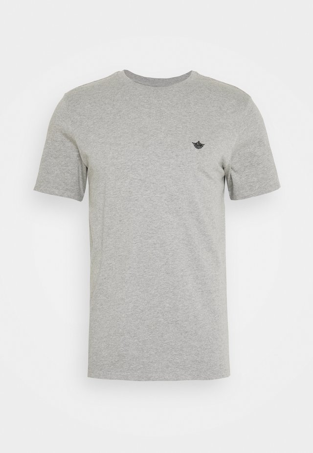 PACIFIC CREW TEE - T-shirt basique - heather grey