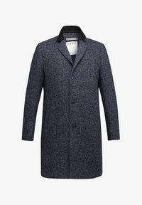 Klasický kabát - dark grey