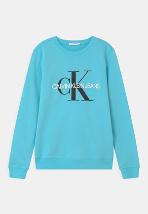MONOGRAM LOGO UNISEX - Sweater - bright sky