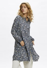 Denim Hunter - Day dress - total eclipse flora print - 0