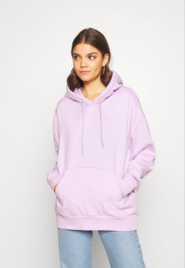 ALISA HOODIE - Bluza z kapturem - lilac