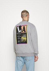 Topman - Sweatshirt - grey - 2