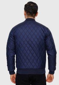 INDICODE JEANS - NOVAK - Light jacket - navy - 2