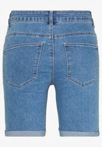 ONLY - ONLSUN ANNE - Denim shorts - light blue denim - 1