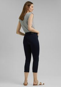 Esprit Collection - Trousers - navy - 2