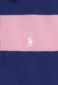 Polo Ralph Lauren - RUGBY - Polotričko - bright navy/carmel pink - 3