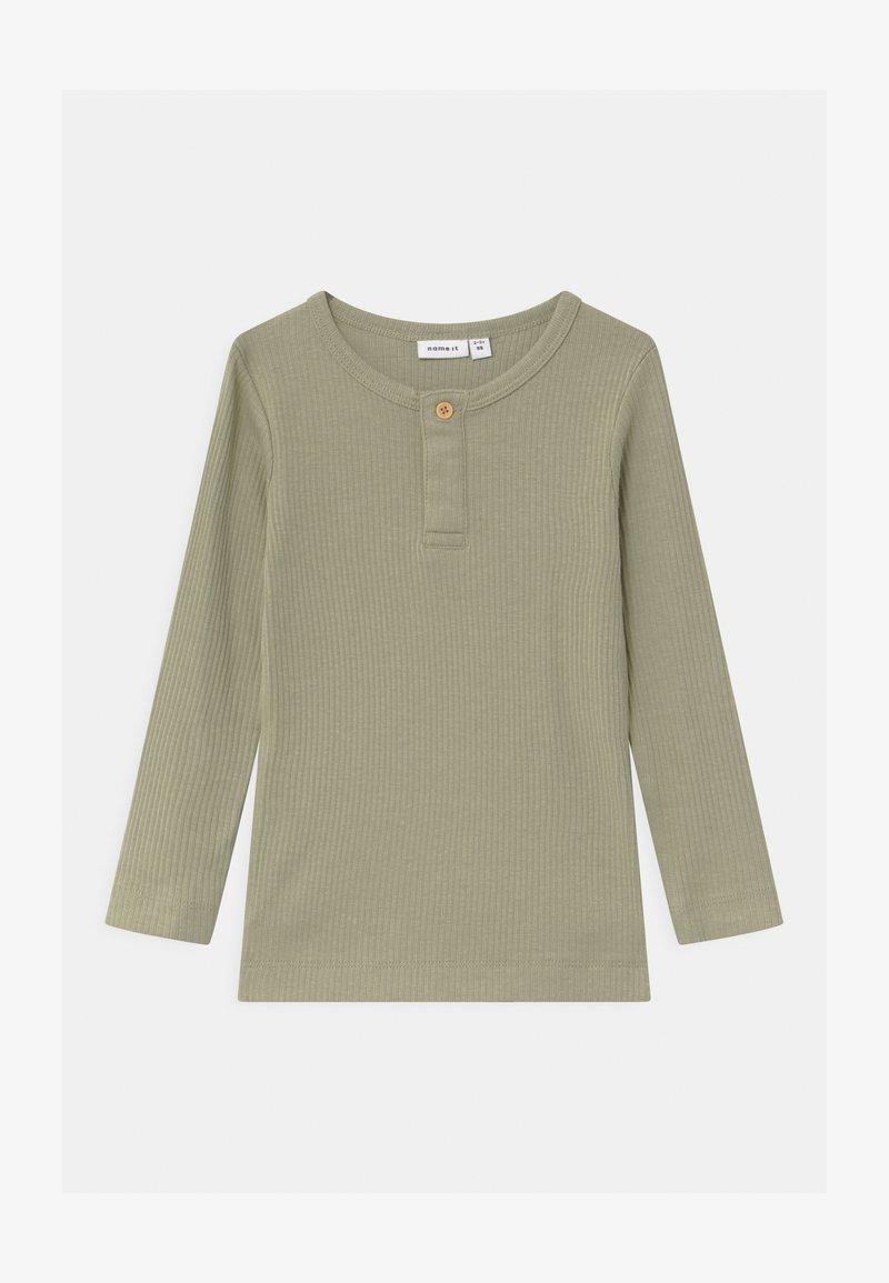 Name it - NMMKABILLE - Long sleeved top - silver sage
