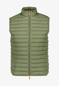 Save the duck - Waistcoat - oliv - 0