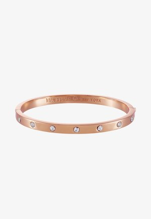 HINGED BANGLE - Rannekoru - rose gold-coloured