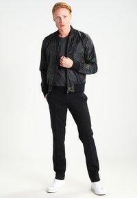 Tiger of Sweden - HERRIS - Suit trousers - black - 1