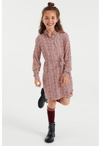 MET DESSIN - Shirt dress - multi  coloured