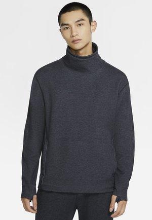 DRY COWL RESTORE - Sweatshirt - black/black