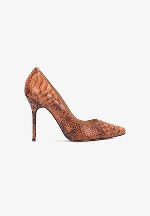 BIANCA  - Hoge hakken - brown