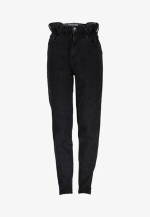 ADELE - Slim fit jeans - zwart