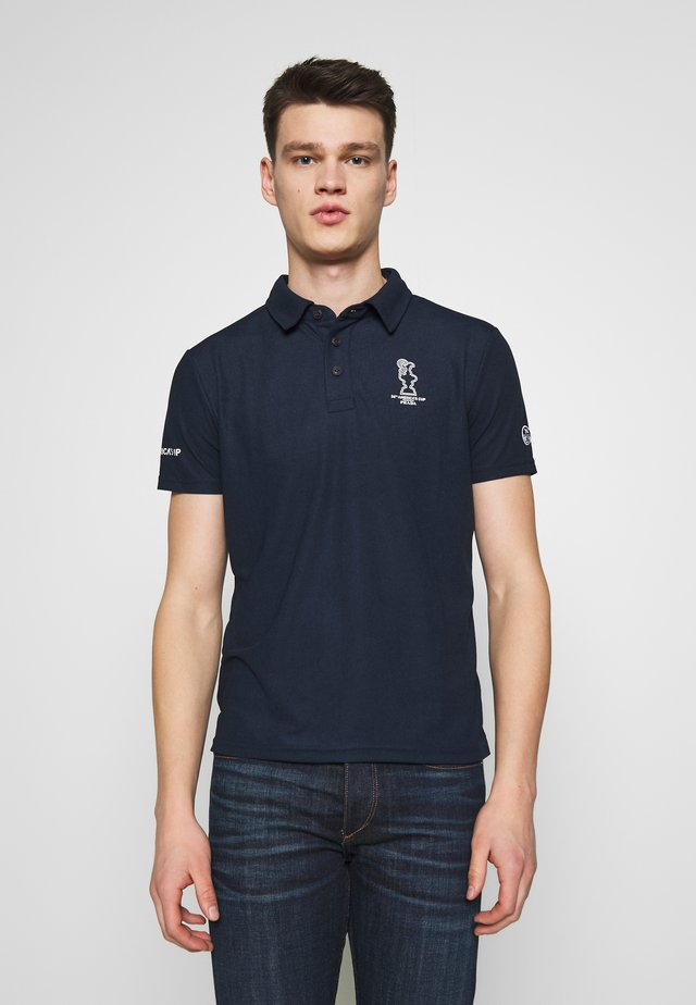 VALENCIA  - Polo - navy