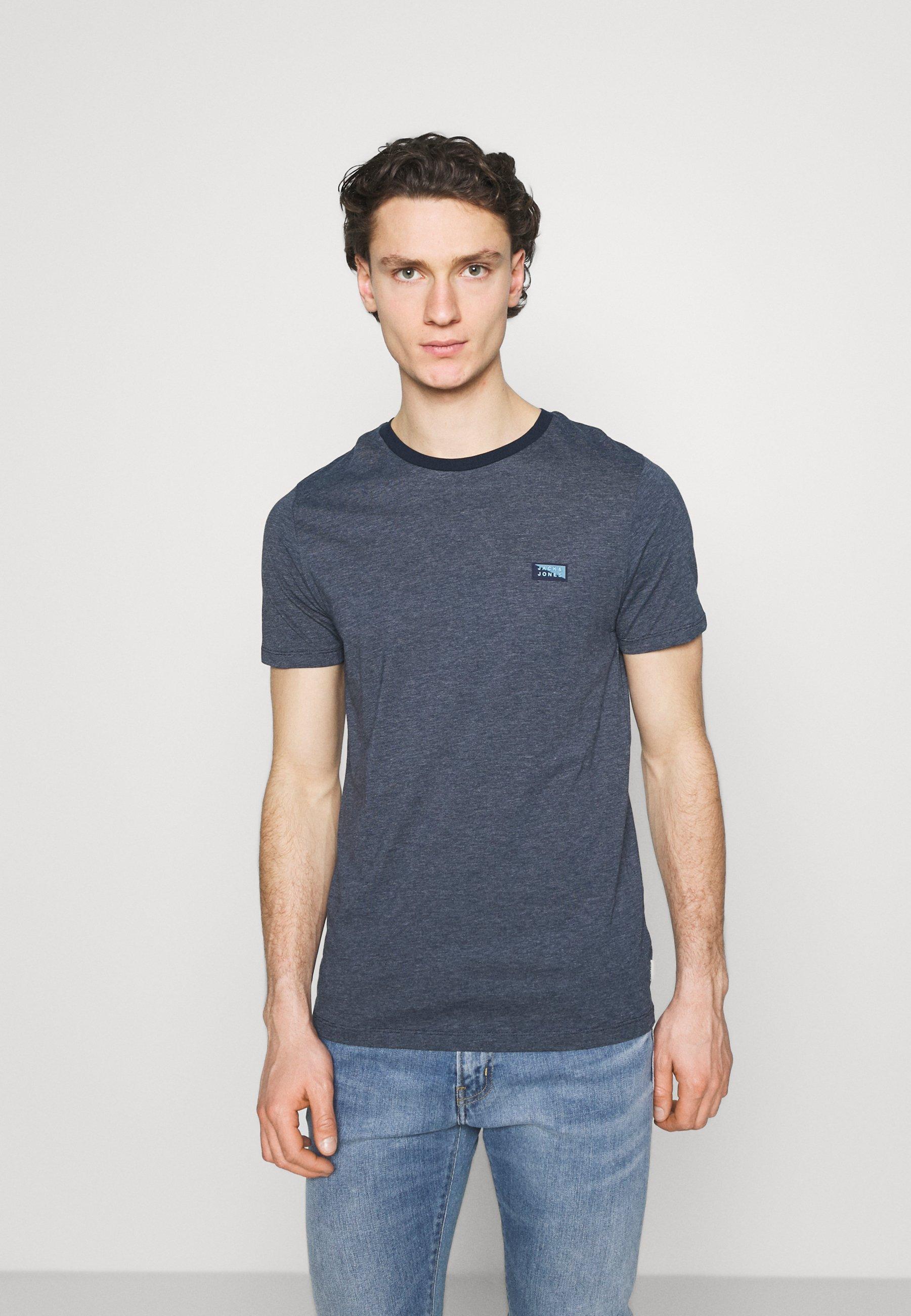 Men JCOSCHULTZ TURK TEE CREW NECK ON - Basic T-shirt