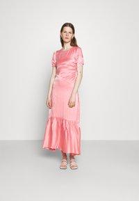 HUGO - KASEA - Maxi dress - bright pink - 0