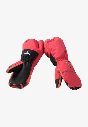 Gloves - monster pink