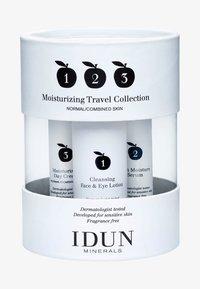 IDUN Minerals - SKINCARE TRAVEL SET - Skincare set - - - 0