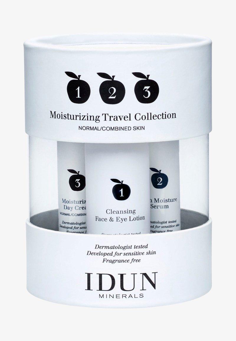 IDUN Minerals - SKINCARE TRAVEL SET - Skincare set - -