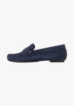TH HARDWARE MOCASSIN - Mokkasiner - sport navy