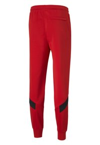Puma - Tracksuit bottoms - high risk red - 4