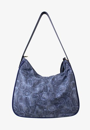 Handbag - denim