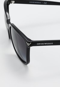 Emporio Armani - Sunglasses - black - 4