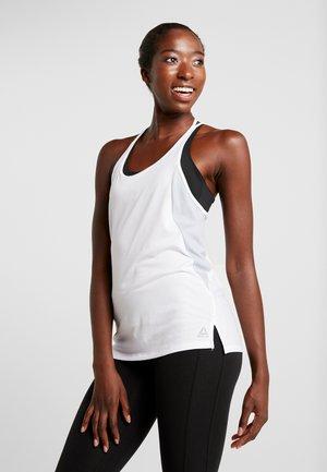 SMARTVENT TANK - Sports shirt - white