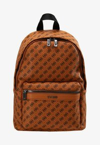 Guess - CITY LOGO BACKPACK - Rucksack - orange - 7