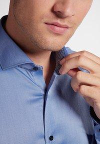 Eterna - SUPER-SLIM - Formal shirt - mittelblau - 2